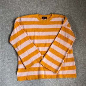 Roolee Augie Striped Sweater